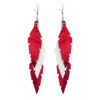 Viaminnet x SuomiAreena Midi Feathers Feathers Earrings