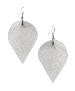 Lumme Grande Grey Earrings
