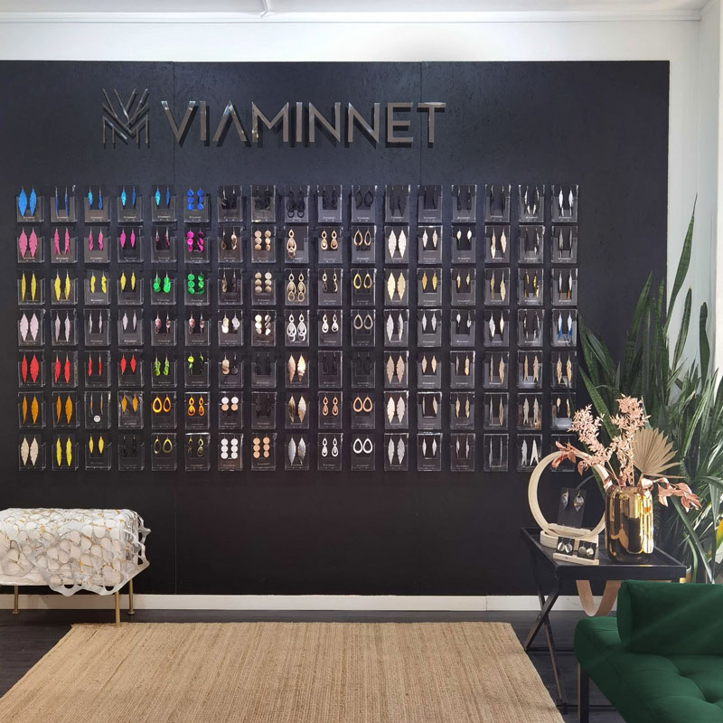Viaminnet - Showroom and Boutique - Sustainable Fashion Jewellery